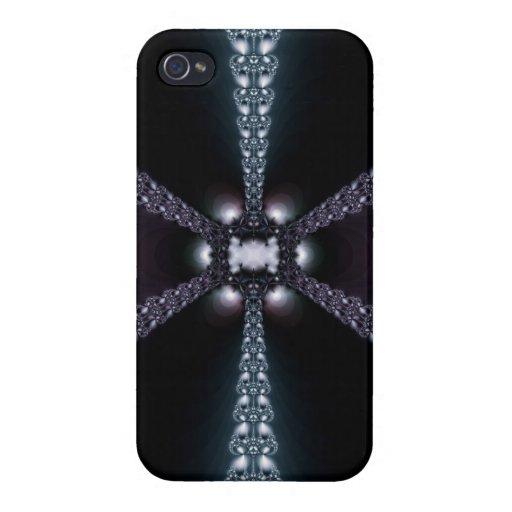 Estrella mágica iPhone 4 funda