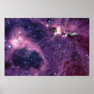 Estrella masiva poster