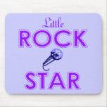 Estrella Mousepad de Little Rock Alfombrilla De Ratones