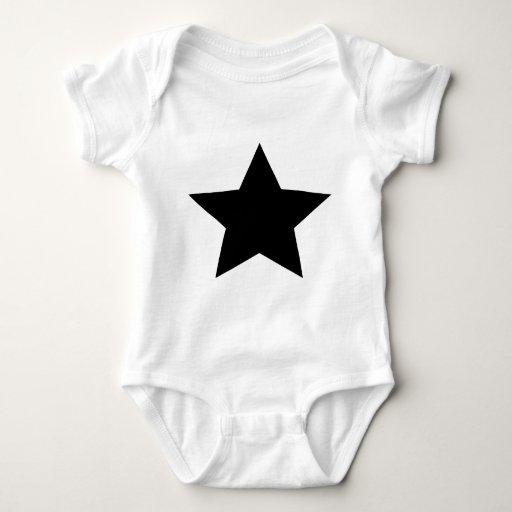 estrella negra poleras