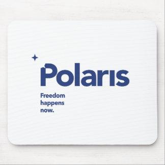 Estrella polar Mousepad Alfombrilla De Ratones