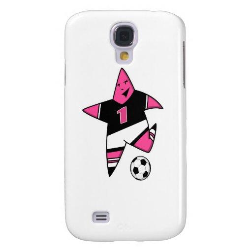 Estrella PRINCIPAL 4 del chica del fútbol