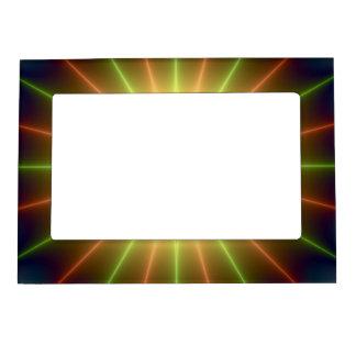 Estrella radiante marcos magneticos