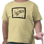 Estrella Rocketship - nd Camiseta