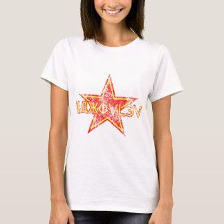 Estrella roja de Yakovlev llevada Playera