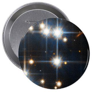 Estrella roja débil en NGC 6397 Pins