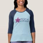 Estrella rosada elemental de Astros Frank Borman Camisas