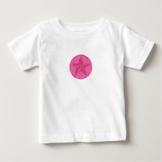 Estrella rosada playera