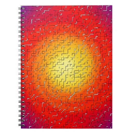 Estrella rota note book