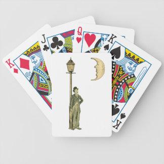 Estrella silenciosa - los años 20 barajas de cartas