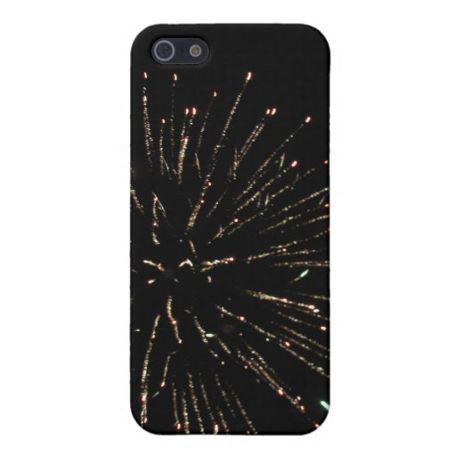 Estrella Spangled iPhone 5 Funda