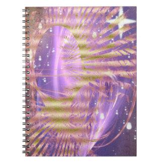estrella spiral notebook