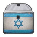 Estrella sucia de la bandera de Israel de David Fundas Para Macbooks