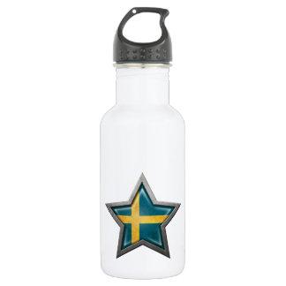Estrella sueca de la bandera