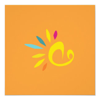 Estrella/Sun - invitación