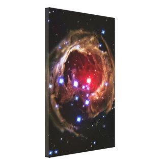 Estrella supergigante roja V838 Monocerotis Lona Estirada Galerias