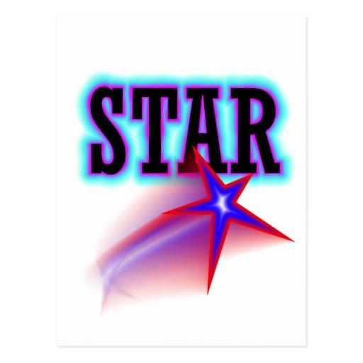 Estrella Tarjetas Postales