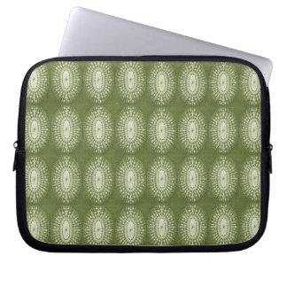 Estrella verde mangas portátiles