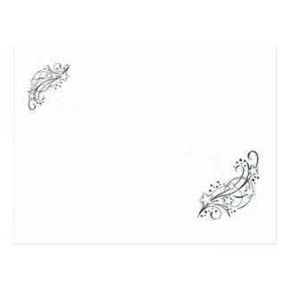 estrella whispy simple tarjetas postales