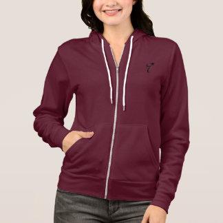 Estrella Women's Flex Fleece Zip Hoodie