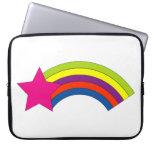 Estrella y arco iris manga computadora