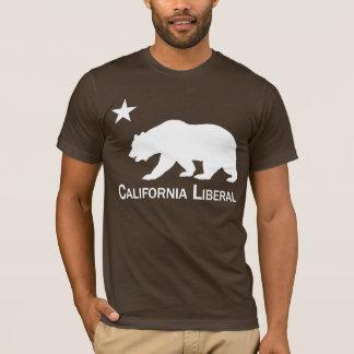 Estrella y oso: Liberal de California Playera