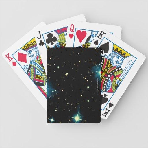 Estrellas 2 baraja cartas de poker