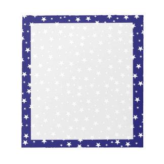 Estrellas 2 blocs de notas