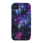 Estrellas 3 de la galaxia iPhone 4/4S fundas