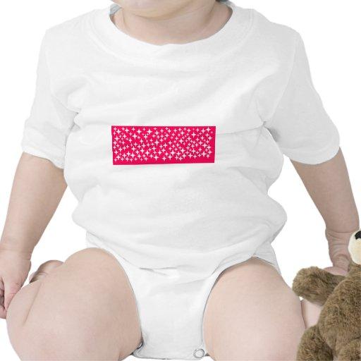 Estrellas acústicas estupendas trajes de bebé