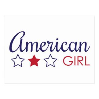 Estrellas americanas del chica