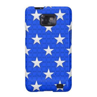Estrellas americanas samsung galaxy SII fundas
