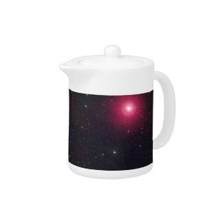 Estrellas anchas de Cetus de la constelación de la