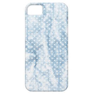 Estrellas arrugadas retras elegantes frescas del funda para iPhone SE/5/5s
