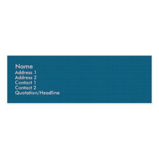 Estrellas azules atractivas del centelleo en azul  plantillas de tarjeta de negocio