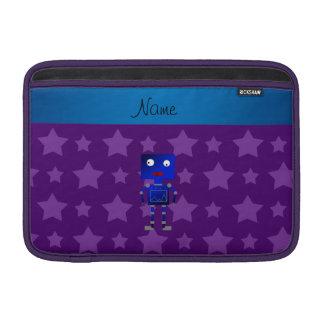 Estrellas azules conocidas personalizadas de la funda  MacBook