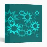 Estrellas azules de pavo real