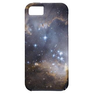 Estrellas brillantes de NGC 602 iPhone 5 Coberturas