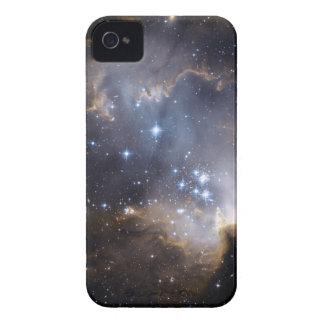 Estrellas brillantes de NGC 602 iPhone 4 Case-Mate Funda