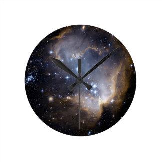 Estrellas brillantes de NGC 602 Relojes