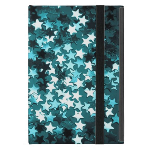 Estrellas brillantes del trullo iPad mini cárcasas