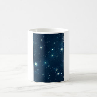 Estrellas brillantes tazas