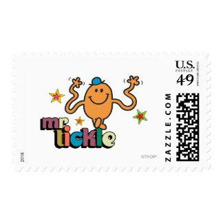 Estrellas chispeantes de Sr. Tickle el | Franqueo