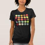 estrellas coloridas camisetas