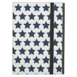 Estrellas de azules marinos patrióticas de la dive