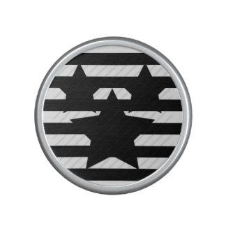 Estrellas de B&W y altavoces portátiles de las Altavoz