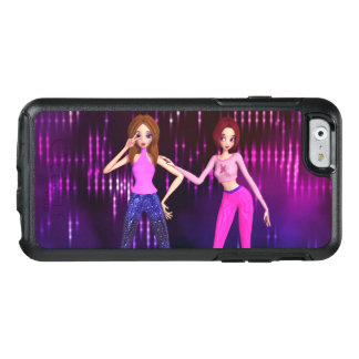 ¡Estrellas de Dancin! Caso de OtterBox Funda Otterbox Para iPhone 6/6s