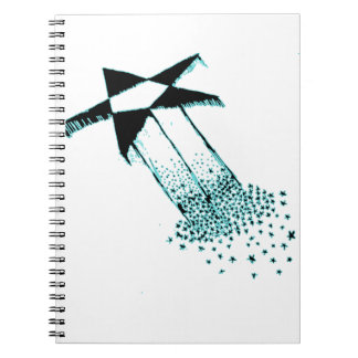 Estrellas de FROST Cuaderno