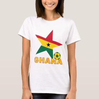 Estrellas de fútbol de Ghana Playera