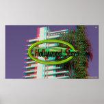 Estrellas de Hollywood EN el poster 3D